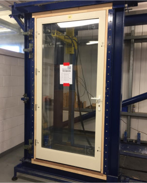 The Joinery Network invests in testing for windows and doors