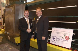 K-Seal differentiates with Edgetech