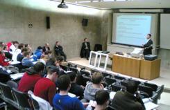 Edgetech educates Limerick University students