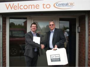 Central CRC Help Installers Differentiate with the Dealership