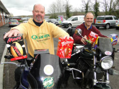 Edgetech supports an eggspress delivery for charity