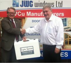 JWC Windows becomes approved Super Spacer Dealership