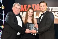 Super Spacer Alpha wins Manufacturing Innovation Award