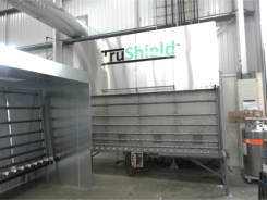 Double R installs the first volume TruShield IGU production line