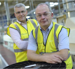 ISO 9001:2015 in the bag for Edgetech UK