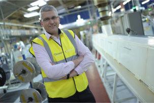 Edgetech celebration marks decade of UK manufacturing