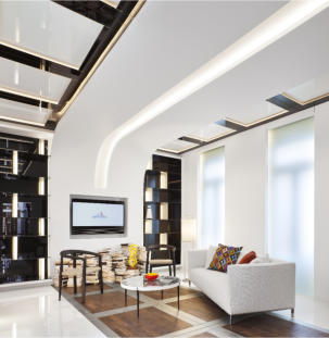 Saint-Gobain Building Glass launches lacquered glass collection for stylish interiors