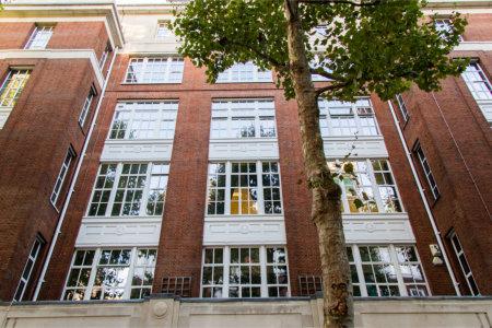 Robert Hooke Science Centre showcases W50 thermally broken steel windows