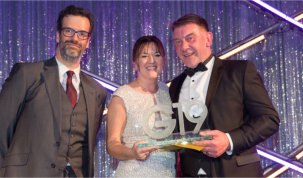 CMS Window Systems wins G19 Awards double