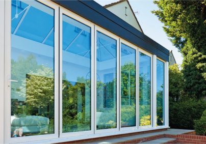 CDW Systems extends Sapa offering with the Crown Sliding Folding Door