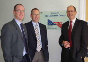 Bold investment hails unprecedented growth at Customade Group