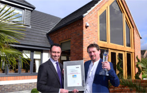 Paradise Windows scoops REHAU installation of the year award