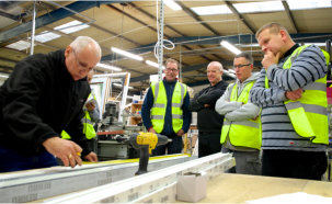 Caledonia Doors opens up new options for Scottish customers