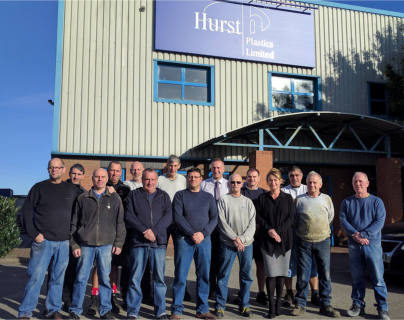 Hurst team chalks up incredible years of service