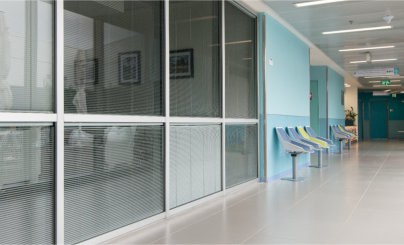Belfast City Hospital benefits from Morley expertise
