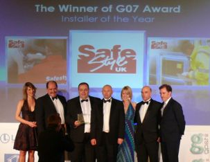 Double celebrations for Safestyle at G07 awards