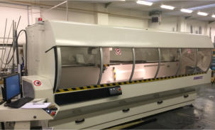 Cantifix sold on Kombimatec's CNC machine centre rotating axis bed