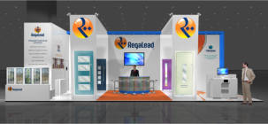 RegaLead back at FIT with New Products for Emerging Markets