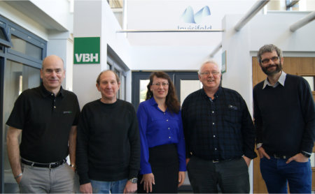 New milestones for long-standing VBH staff