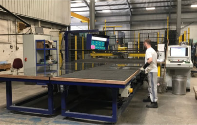 HEGLA further strengthens Custom Glass' leading market position