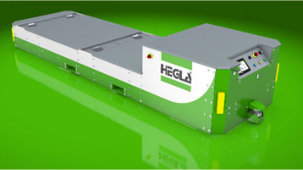 HEGLA presents forward thinking solutions at Glasstec