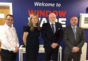 Window Ware and Yale celebrate remarkable 20-year partnership