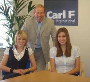 Carl F strengthens marketing team