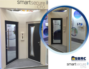 SmartSecure showcased at permanent centre