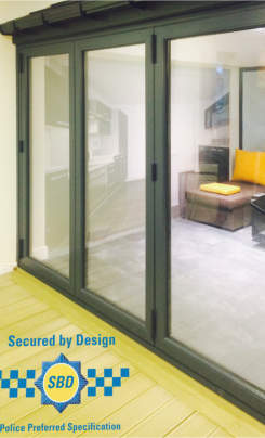 Modplan achieves Secured by Design accreditation on its VEKA Imagine door range