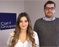 Business Support Strengthened at Carl F Groupco