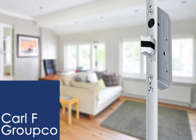 Automatic FUHR Lock is High Flyer for Carl F Groupco
