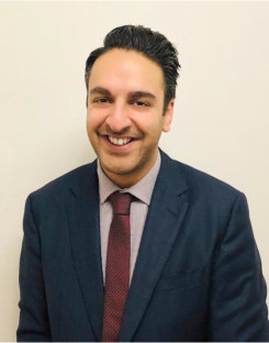 CCS appoint Shanny Rasul as Business Development Manager for the South East