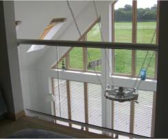 Balcony Systems' internal Juliet balcony adds 'wow factor'