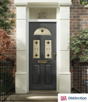 Distinction Doors' ground-breaking new nxt-gen door system available now