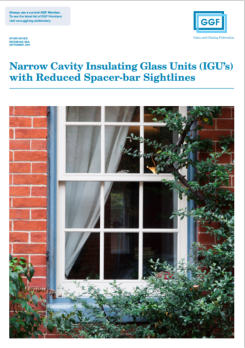 Insulating glass units standard and CE labelling
