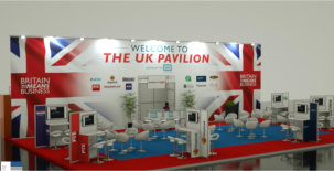 Britain Means Business At Fensterbau