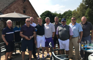 Practice makes perfect for GM Fundraising golfing challengers