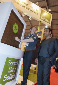 Solidor's spectacular showing