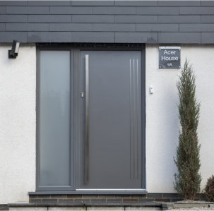 Universal Trade Frames adds Solidor's Contemporary Collection of composite doors to its range