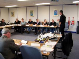 Seminars help to promote strong business for leading manufacturer