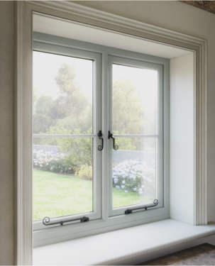 Optima from Profile 22:  future-proof high performance windows