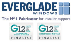 G12 double finalist for Everglade Windows