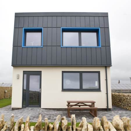 Pilkington United Kingdom limited helps to deliver first 'smart' carbon positive house in UK