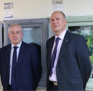 Pilkington and Jeld-Wen mark quarter of a million milestone