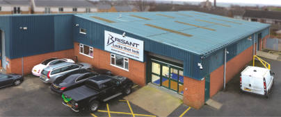 Brisant gets 12 times more warehouse space to continue fast growth