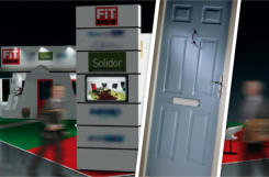 The scores are on Solidor Doors at The Master Fitter Challenge