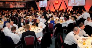 FiT Show Gala Dinner: book now or get a pizza
