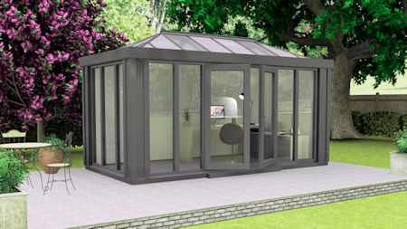 - Take advantage of garden room boom with kits from Abcell