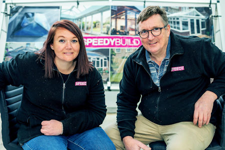 - Father and daughter team open their first showroom in Horsham