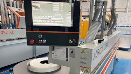 - Vista secures new edge bander in less than 24 hours